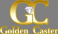 лого ювелирной мастерской Golden Caster
