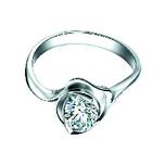 Кольцо серебряное на заказ из каталога мастерской-студии Golden Caster